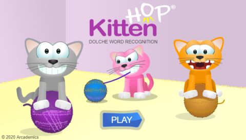 Kitten Hop
