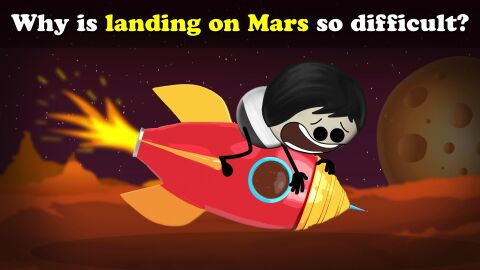Why is landing on mars so difficult?