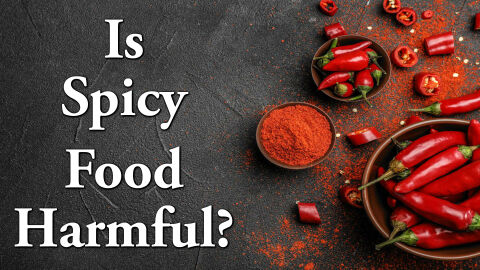 What if we only eat spicy food?