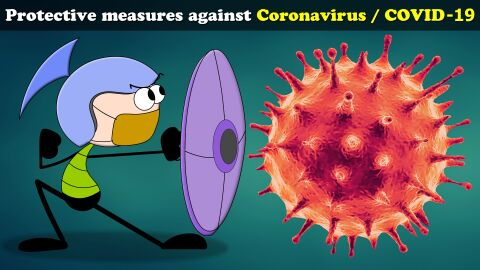 Protective measures against corona virus?