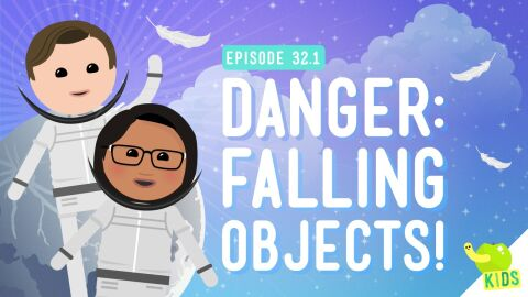 Danger! Falling Objects