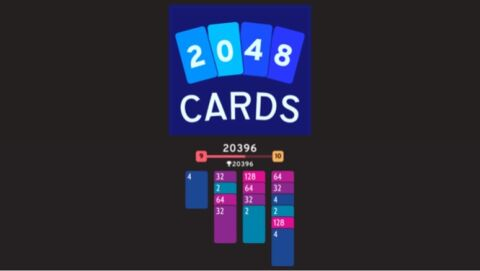 2048 Cards
