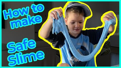 How to make Safe, Puffy Slime