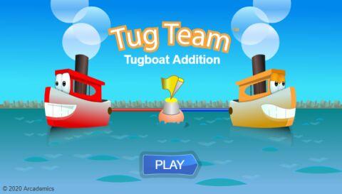 Tugboat Addition (Common Core)