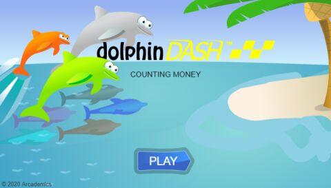 Dolphin Dash (Common Core)