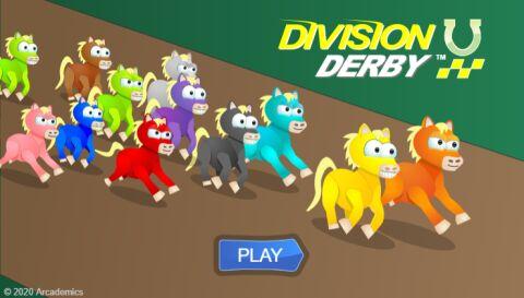 Division Derby (Common Core)