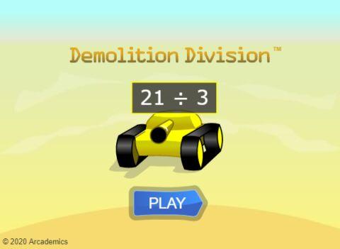 Demolition Division (Common Core)