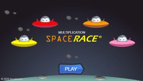 Space Race (Common Core)