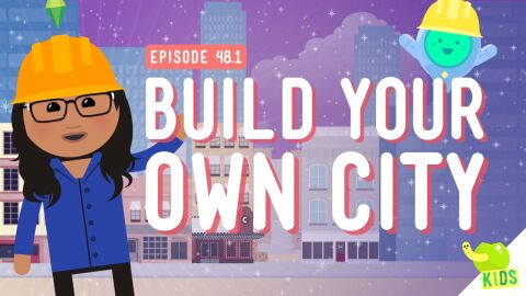 Let's build a city (NGSS)