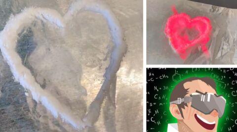 Valentines Day Chemistry