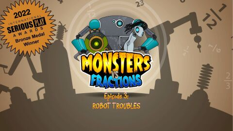 Monsters vs. Fractions Episode 3
