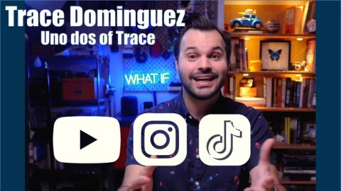 Trace Dominguez - Youtube creator