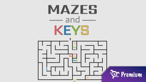 Mazes and Keys