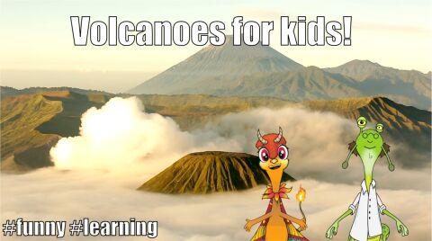 Volcanoes - Mt. Bromo