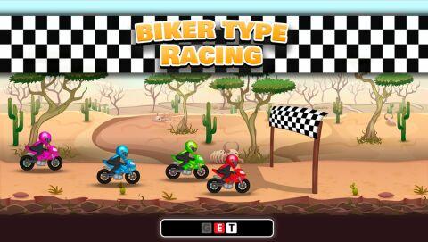 Biker Type Racing