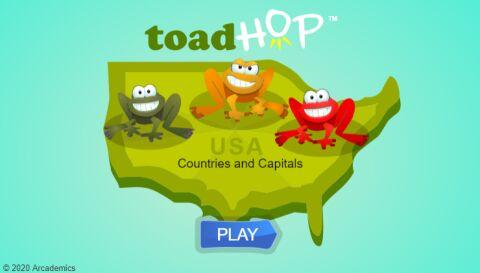 Toad Hop