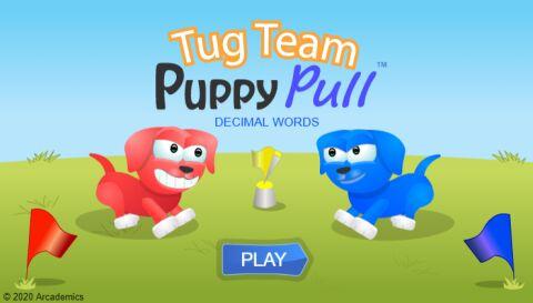 Puppy Pull
