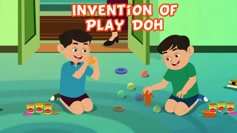 Invention of play dough