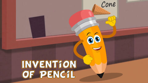 Invention of the pencil